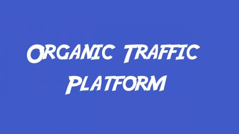 Organic Traffic Platform - OTP - Automated
